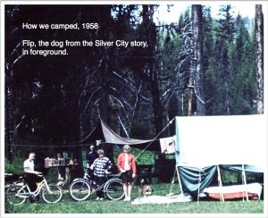camping 1958
