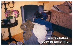 #3D warm clothes