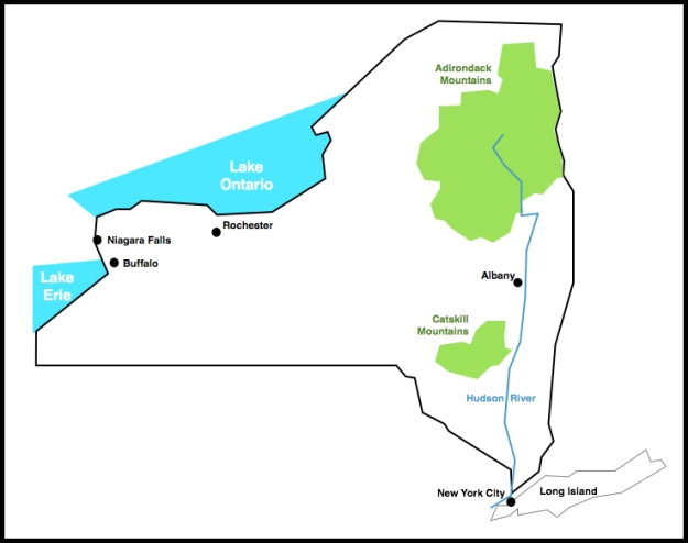 Catskills Location